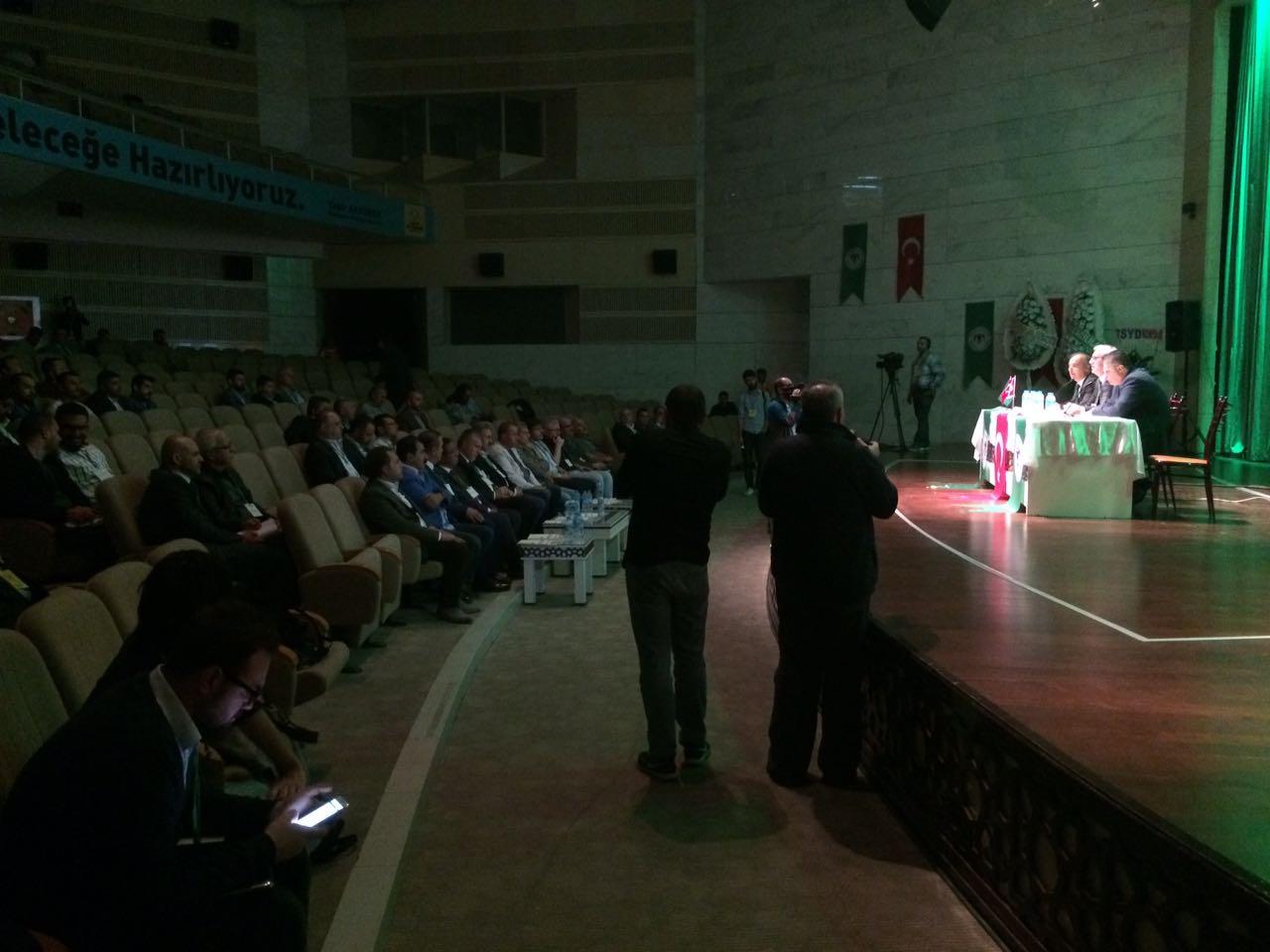 Konyaspor genel kurulu başladı!