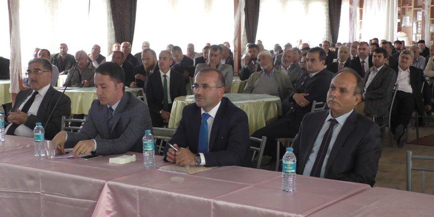 Beyşehir'de Camiler Haftası kapsamında konferans