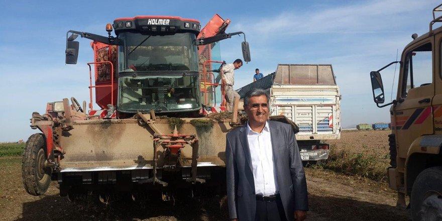 Konya Şeker, üreticisine, 226. 6 milyon liralık destek verdi