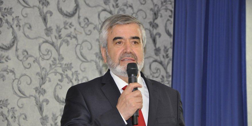 Diyanet İşleri Başkan Yardımcısı Yılmaz, Konya'da