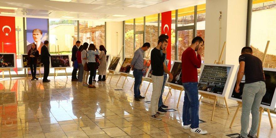 Hadim'de '15 Temmuz Şehitleri Anma Sergisi' açıldı