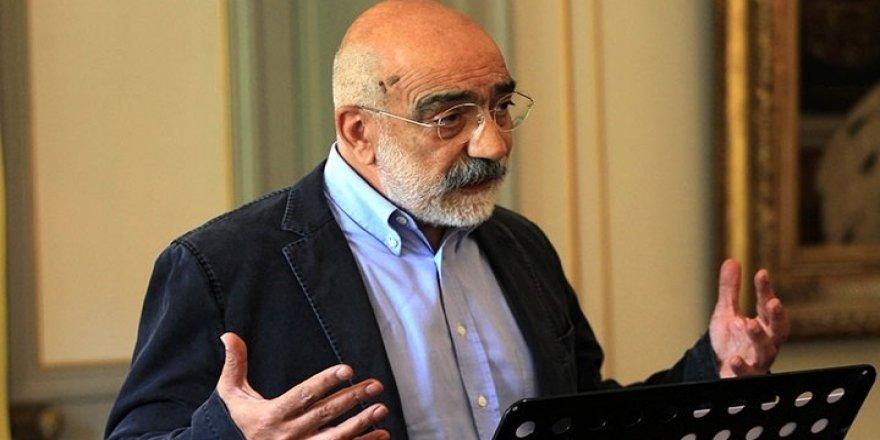 Ahmet Altan'ın cezası belli oldu