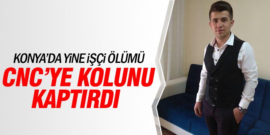 Konya'da yine iş kazası: 1 ölü