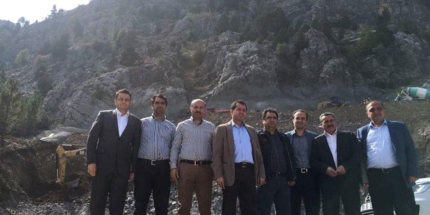 AK Parti Konya Milletvekili Altunyaldız, Seydişehir'de