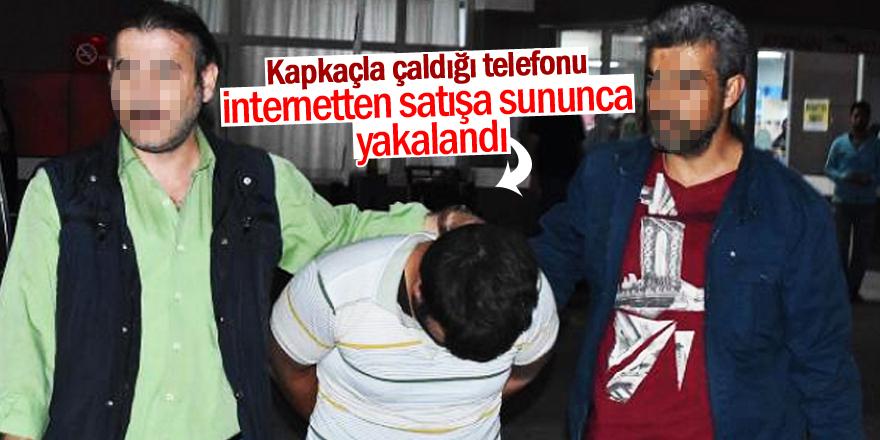 Konya'da kapkaç şüphelisi yakalandı
