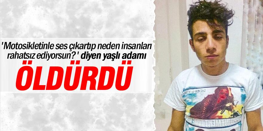 Konya'da bir gencin iteklediği yaşlı adam öldü!