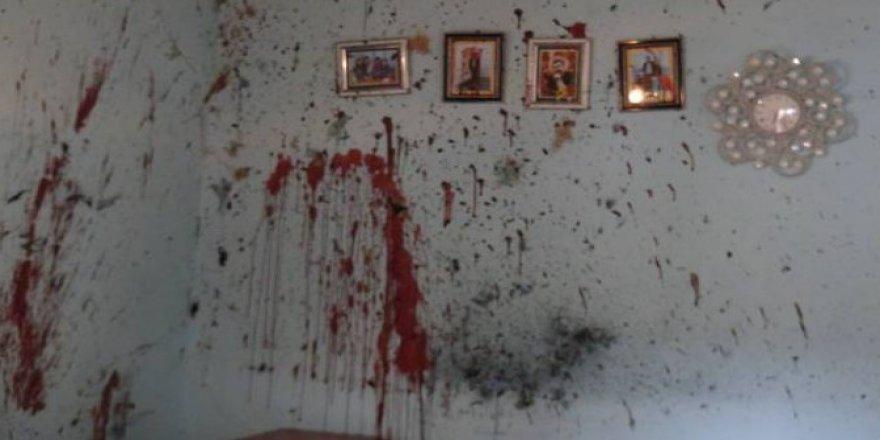 Cizre'de canlı bomba operasyonu