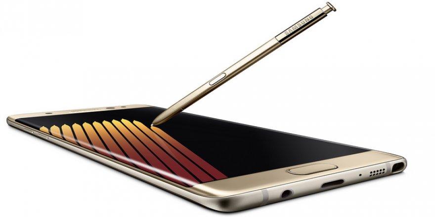 Samsung Galaxy Note 7 sahipleri aman dikkat!