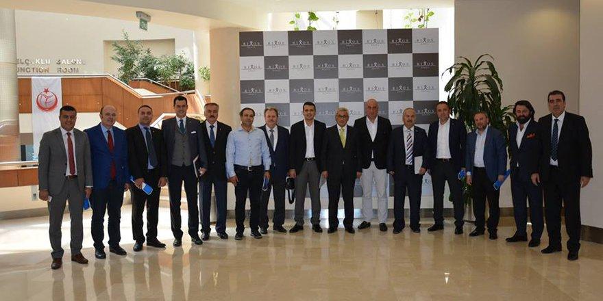 Konya turizmi için işbirliği şart