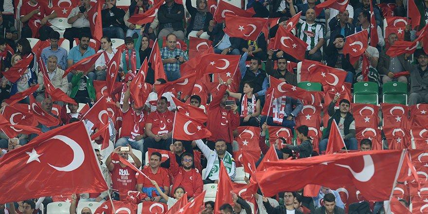 Türkiye'nin maç saatleri değişti