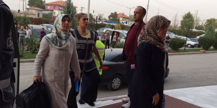 Ereğli'de iki kişi daha tutuklandı