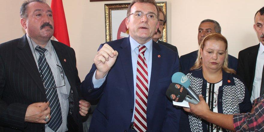 Adalet Partisi Konya  il binası törenle açıldı