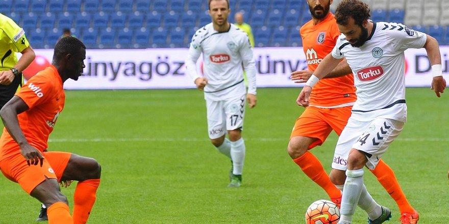 Konyaspor'da Zor hafta