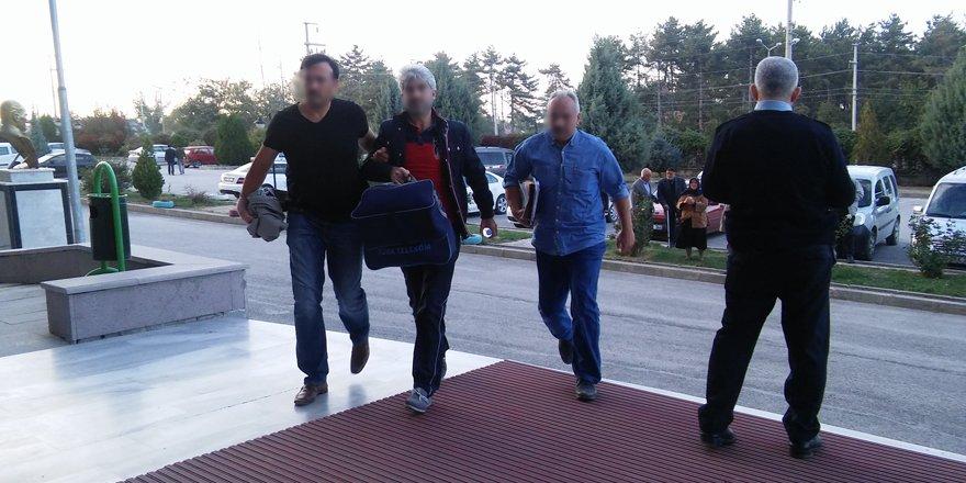 Ereğli'de FETÖ zanlısı tutuklandı