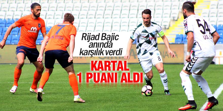 Başakşehir 1-1 Konyaspor