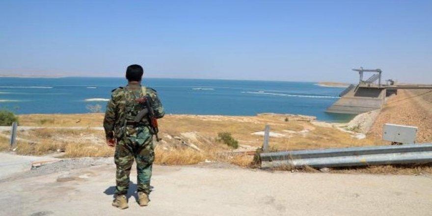 Musul operasyonunda barajın yıkılma tehlikesi var