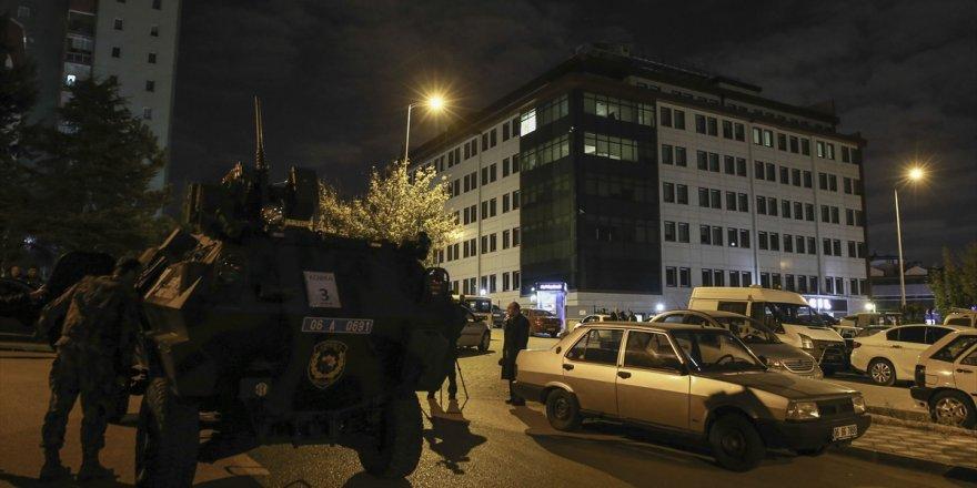 Ankara'da DEAŞ operasyonu: 1 terörist öldürüldü