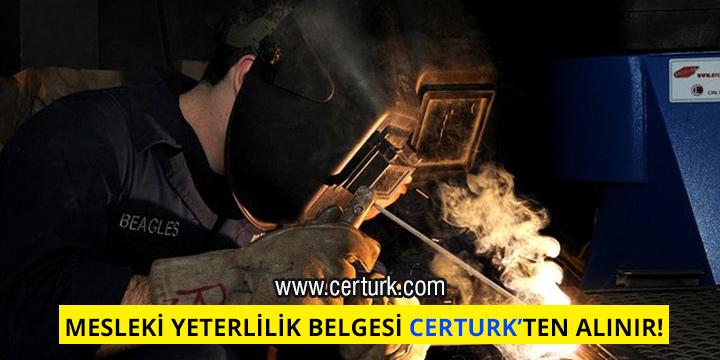 MYK Mesleki Yeterlilik Belgesi Veren Kurumlar İstanbul