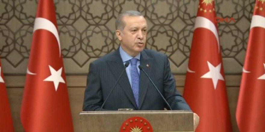 Erdoğan: Putin, El-Nusra için rica etti