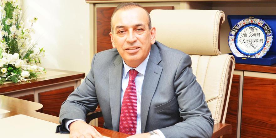 """Karamercan: """"Gençlerimize esnaflık teşvik edilmeli"""""""