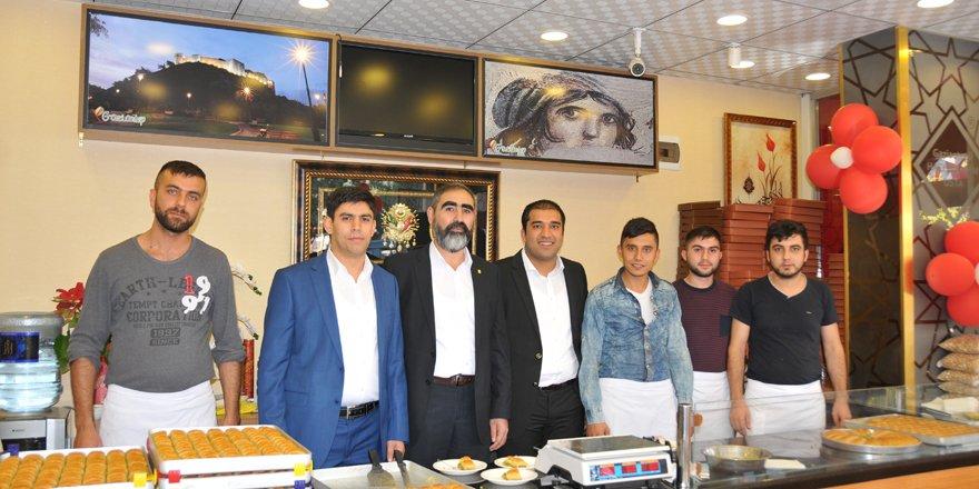 Gaziantep Baklavacısı Havzan'da hizmete girdi