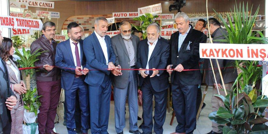 Umuthan Gayrimenkul yeni binasını açtı