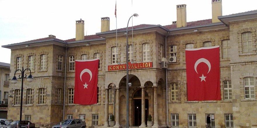 Konya'da gösteri yürüyüşü yapacaklar dikat!