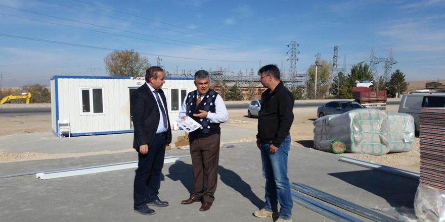 """Özgüven: """"Karaman-Ereğli hızlı tren projesi ihalesi yapıldı"""""""