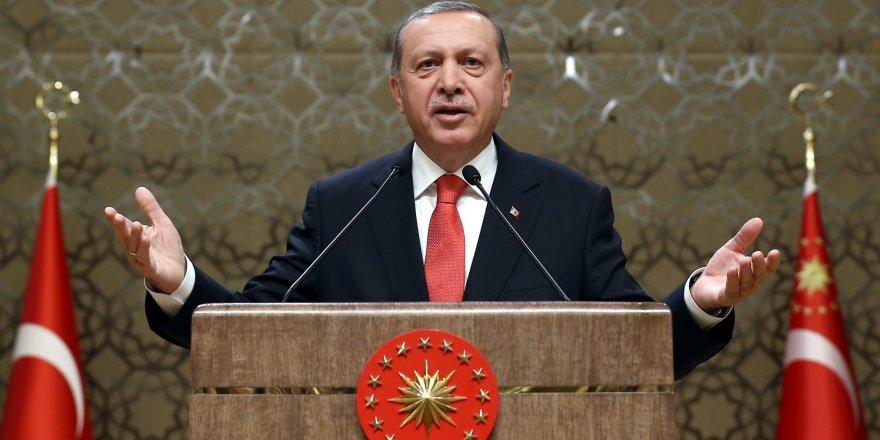Cumhurbaşkanı Erdoğan Obama ile görüşmesini anlattı