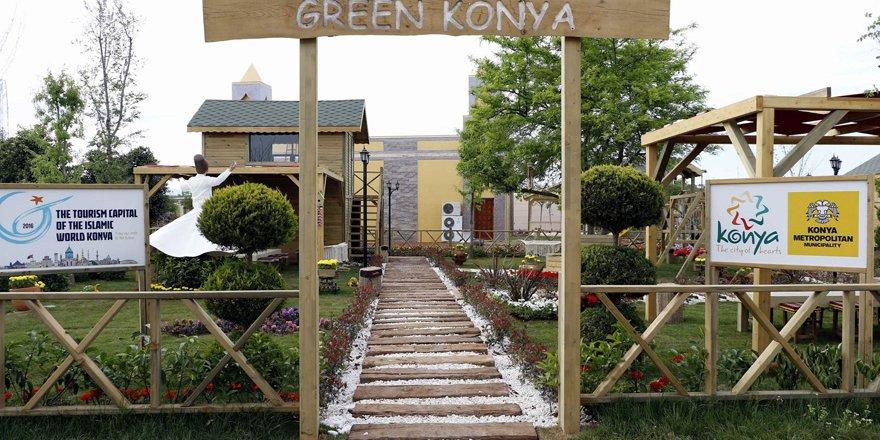 Büyükşehir'e 'En Eğitici Bahçe' ödülü