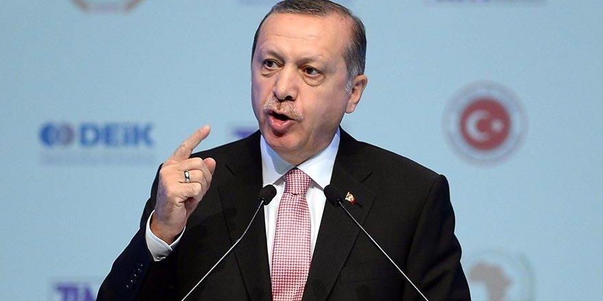 Erdoğan'dan yeni anayasa değerlendirmesi