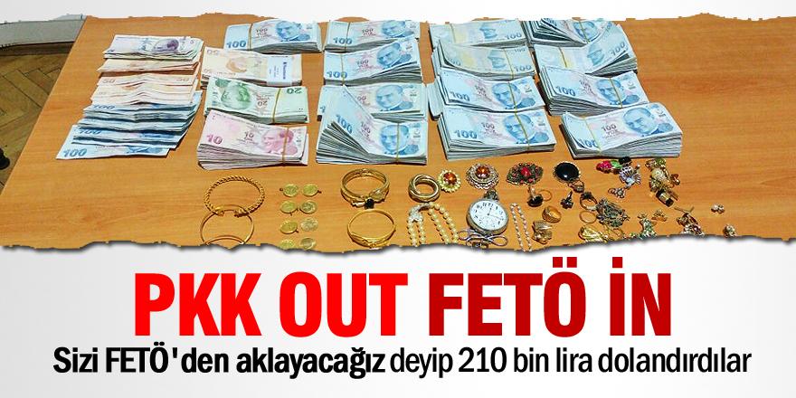 Emekli vatandaş 'FETÖ' yalanıyla 211 bin lira dolandırıldı