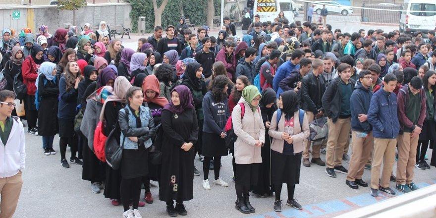 Enderun'da Öğrenci Meclis Başkanı seçildi