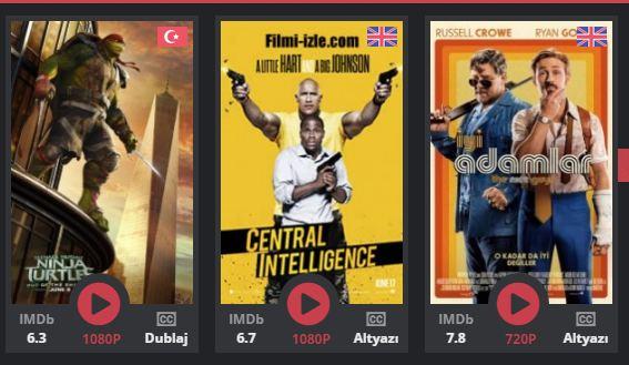 Reklamsız film izleme sitesi