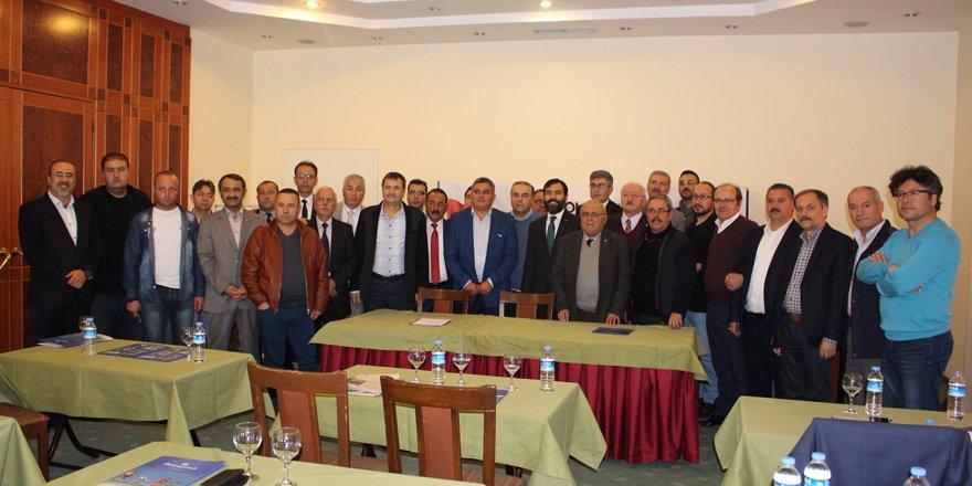 İGF'de Alemdar yeniden başkan oldu
