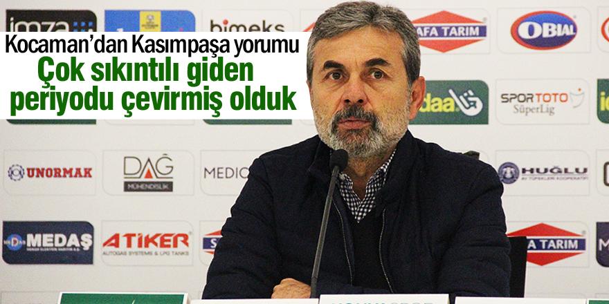 Konyapor, Kasımpaşa engelini 2 golle geçti
