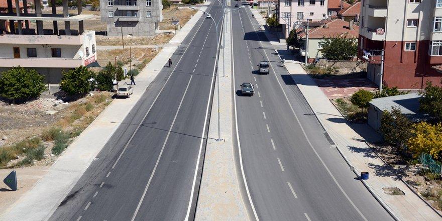Ereğli'ye 8 milyonluk 5 prestij cadde
