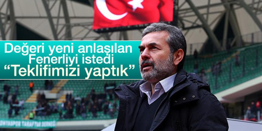Konyaspor Aatif için Fenerbahçe'den yanıt bekliyor