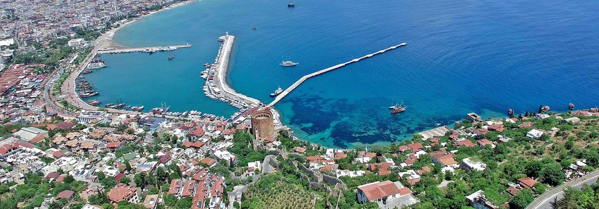 Alanya ve Side Otelleri için En Uygun Fiyatlar