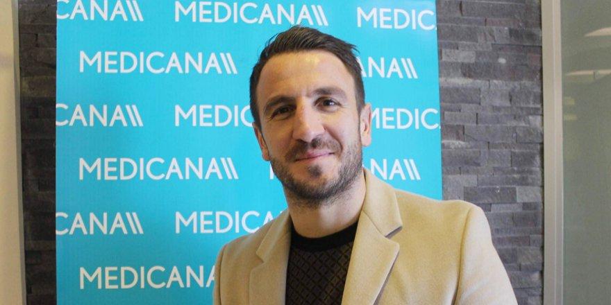 Konyasporlu Ali Çamdalı'dan iyi haber