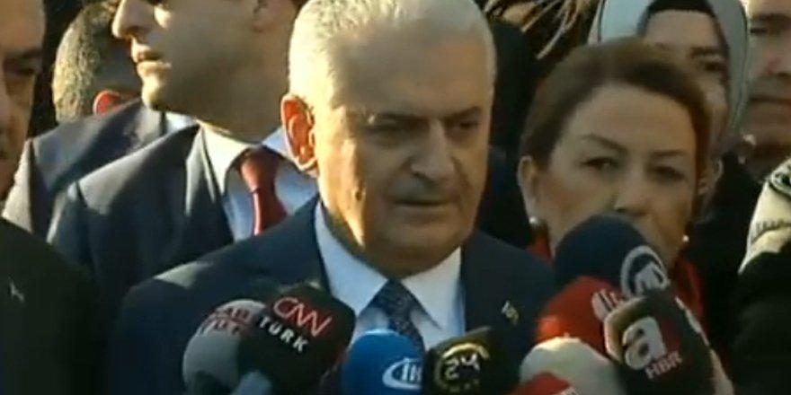 Başbakan'dan 'anayasa takvimi' açıklaması