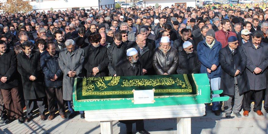 İşadamı İsmail Sahar hayatını kaybetti