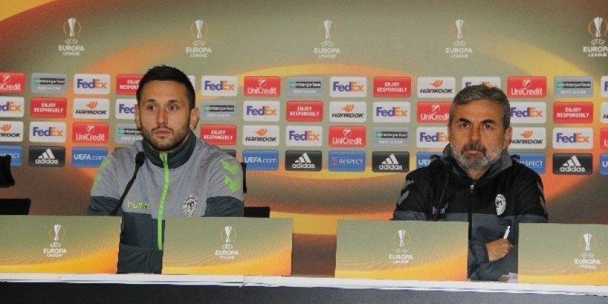 Konyaspor, Avrupa'ya galibiyetle veda etmek istiyor