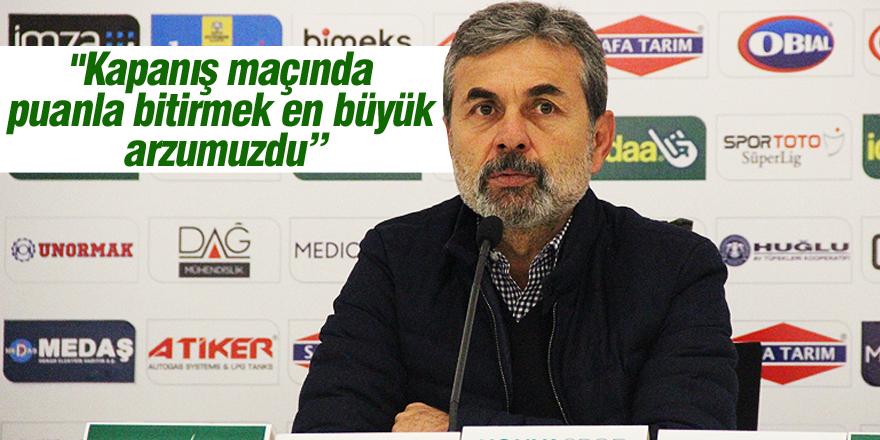 Konyaspor'un Avrupa macerası mağlubiyetle sona erdi