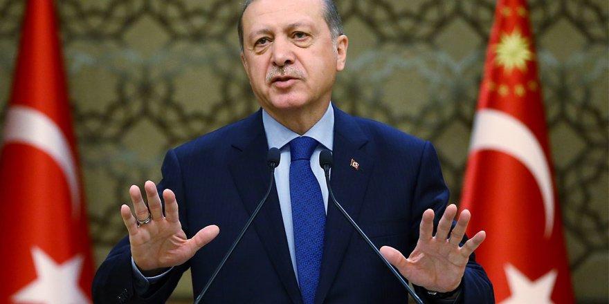 Erdoğan 'yalnızlığını' açıkladı