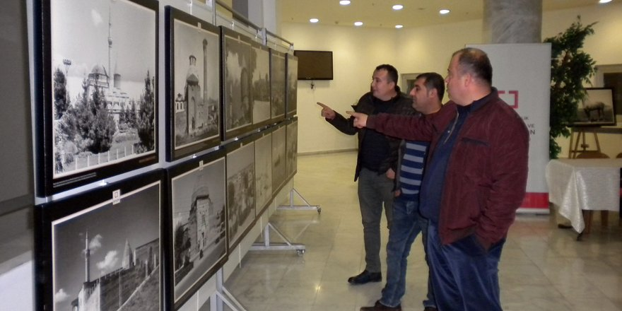 Asırlık Konya fotoğrafları ilgi görüyor