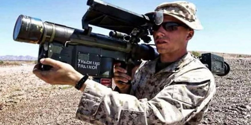 ABD'den PKK'ya füze!