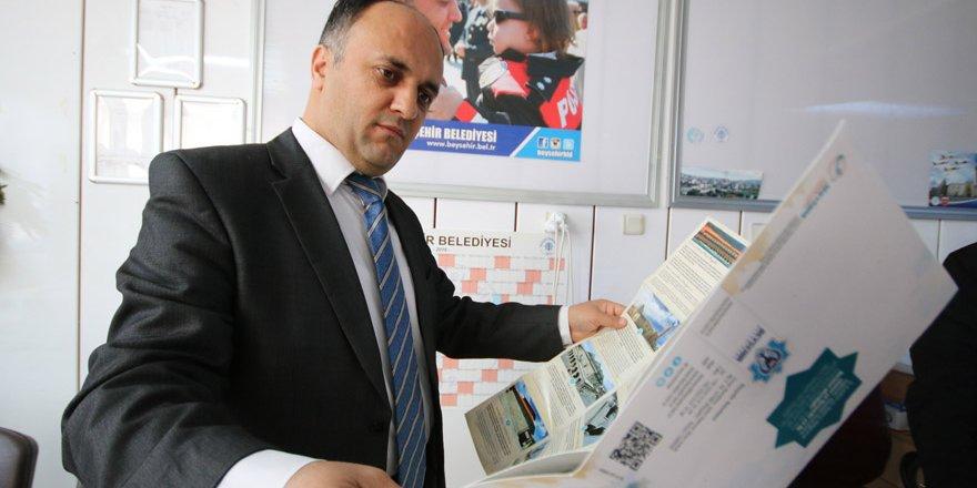 """Beyşehir Belediyesinden iki dilde """"Turizm Rehberi"""""""