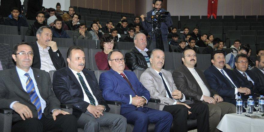 Selçuklu'dan günümüze Konya'ya göç paneli