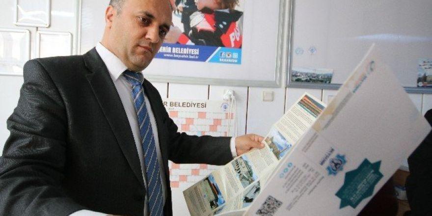 Beyşehir Belediyesi'nden iki dilde turizm rehberi